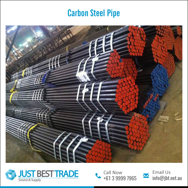 High Precision Seamless ASTM Carbon Steel Pipe
