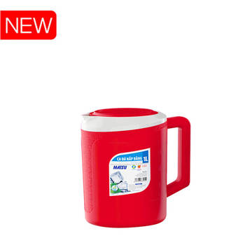 PP Plastic Hot Sale Tea Pitcher / Ice Beer Pitcher-Duy Tan Plastics Vietnam