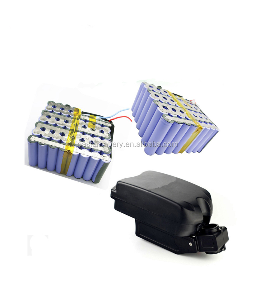 Factory wholesaler price frog type battery lithium ion 24v 10ah lithium battery