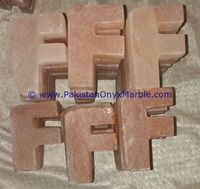 HIMALAYAN NATURAL SALT ALPHABET CRAFTS