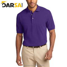 anti rinkle polo shirts cotton best fabric for man within different styles