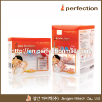 high quality Korean Breast milk storage bags 180ml plastic pouch with temperature sensor
