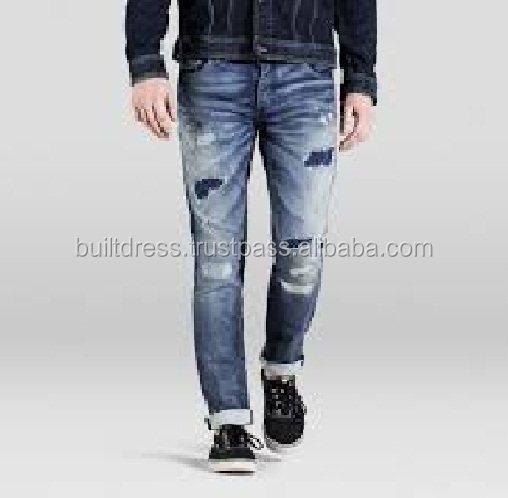 men ripped jeans Top Quality Bangladeshi OEM Factory