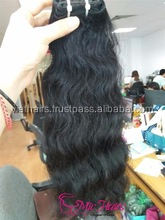 TOP COMBODIAN HAIR MACHINE WEFT MICHAIR VIRGIN HAIR HUMAN HAIR