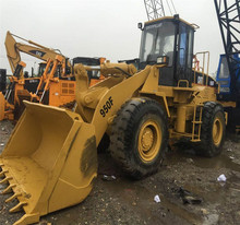 Cheap used caterpillar cat 950 wheel loader, used cat 950C /950F wheel loaders