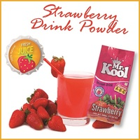 Strawberry Flavoured Drink powder (Sugar Free)