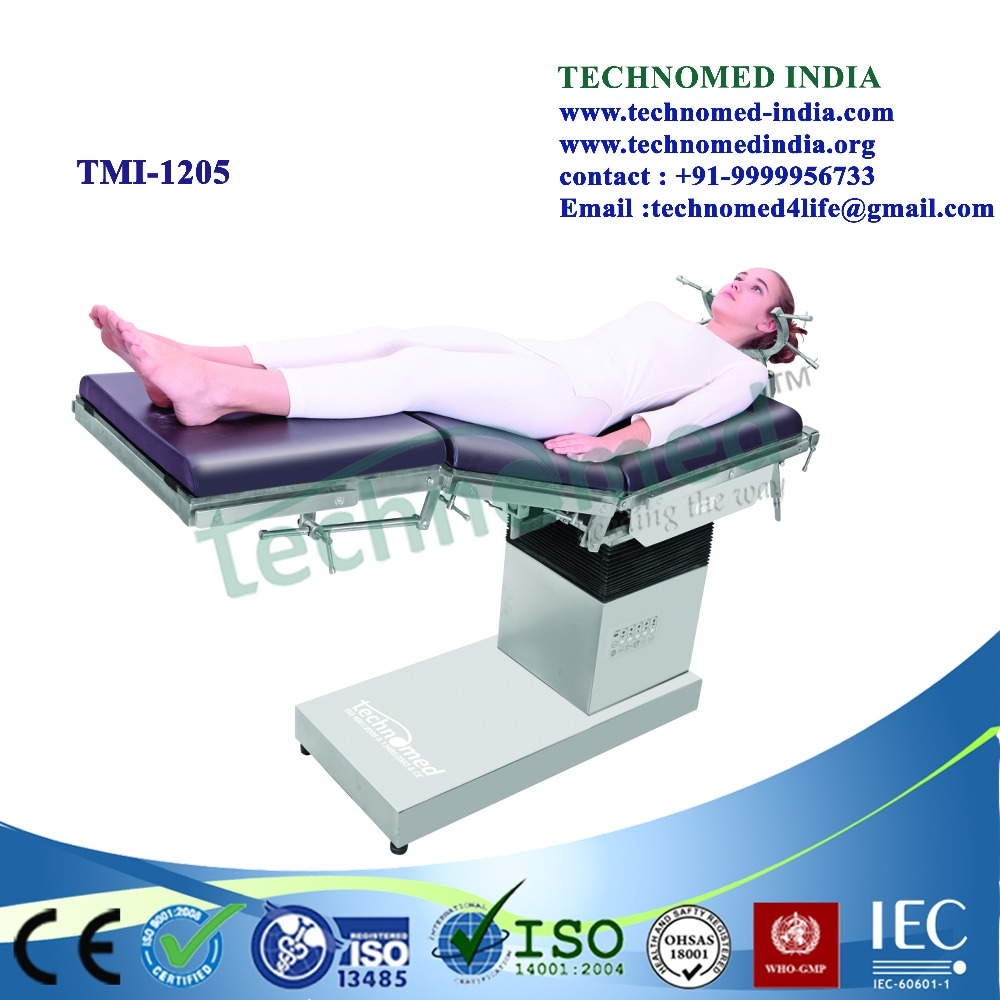 stainless steel ophthalmic surgical instrument operating table