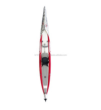 World's First Inflatable Drop Stitch Light-weight Surfski, AIRROW