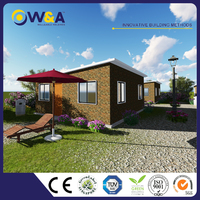(WAS1014-45S)African Low Cost Quick Installation Prefab House/ Prefab Construction/ Building