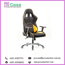Adjustable ArmrestPRO G-DW-Y Pc Gaming Office Chair Furniture Malaysia