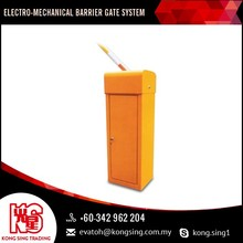 Mechanical Arm Electronically Controlled Parking Barrier Gate