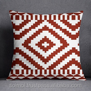 New Stylish Indian Printed Cushion Cover