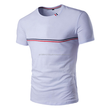 Summer Men's New Brand T-Shirts Short Sleeve Casual Tee