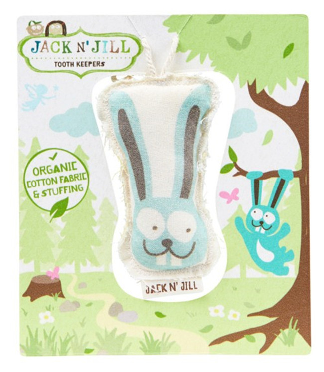 A New Addition to the JNJ Range Tooth Keeper Bunny