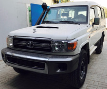 TOYOTA LAND CRUISER HARDTOP 4X4 VDJ 78 2017 MODEL