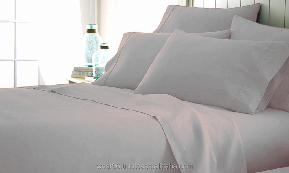 500 Thread Count Pure Cotton Sheet Sets