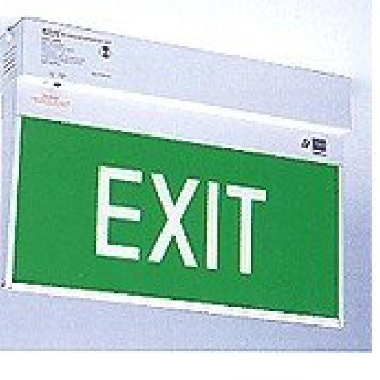 Korea supplier quality EXIT sign led emergency light