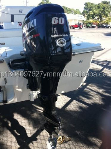 Free Shipping For Used Suzuki 60 HP 4 Stroke Outboard Motor Engine