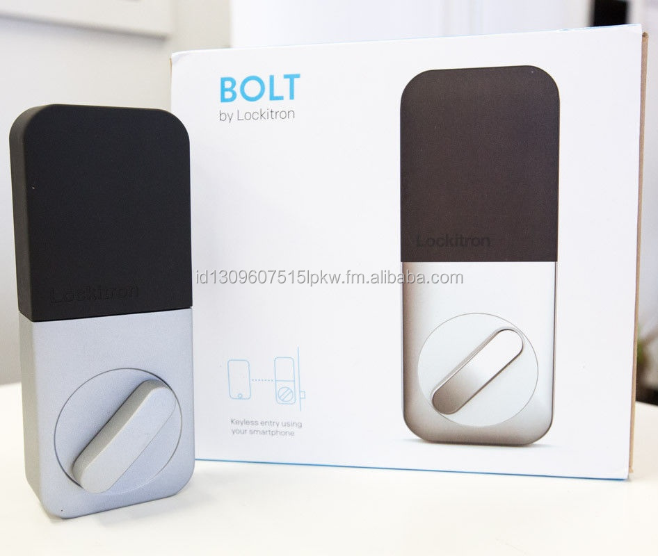 Lockitron Bolt Smart Lock