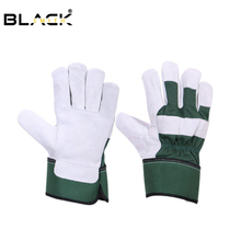 LEATHER WORK SAFETY RIGGER GLOVES