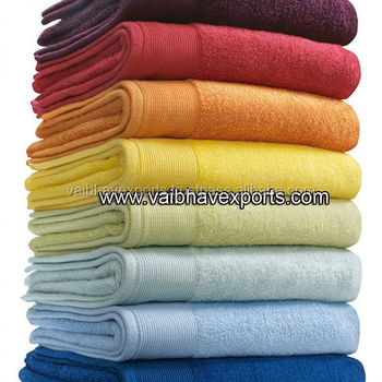 Super Soft 100% Cotton Bath Towel
