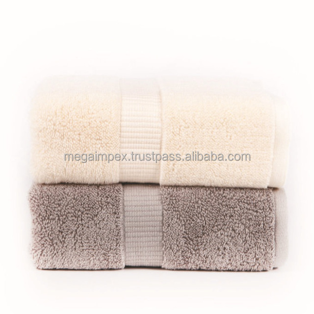 Bath Towels - Five star hotel supplies cotton luxury bath sets hotel towel