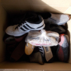 Used sport shoes and sneakers man made in Japan wholesale