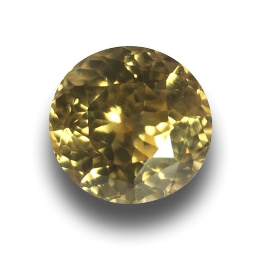 4.46 Carats | Natural Zircone |Loose Gemstone| Sri Lanka - New