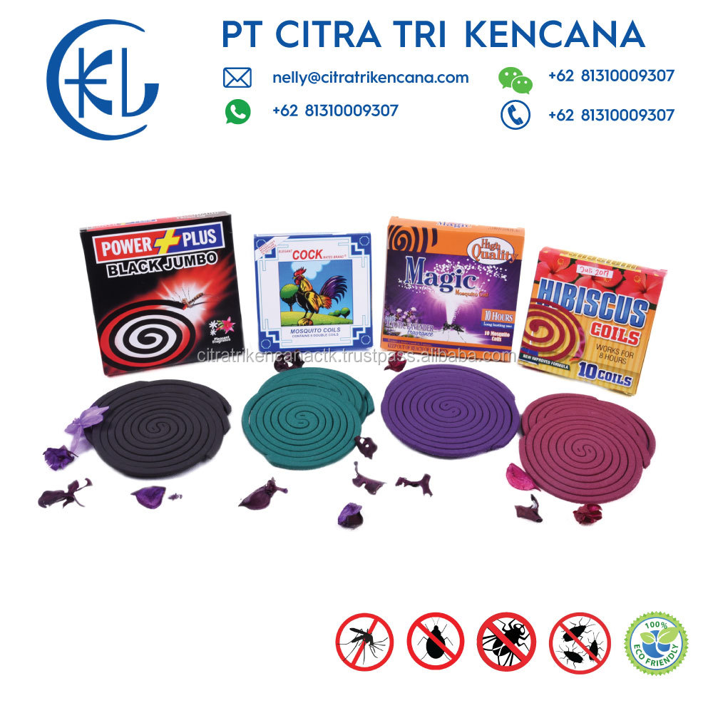 NO 1 QUALITY VIETNAM AFRICA MOSQUITO COIL/PEST CONTROL/CHEAP MOSQUITO COIL IN CHINA BANGLADESH PAKISTAN INDIA WA+62-813-10009307