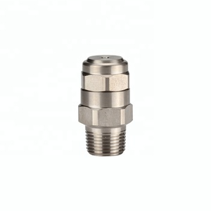 Fulljet Water Spray Solid Cone Nozzle For Cooling , Dust Control , Exhaust Gas Scrubbing , Firefighting
