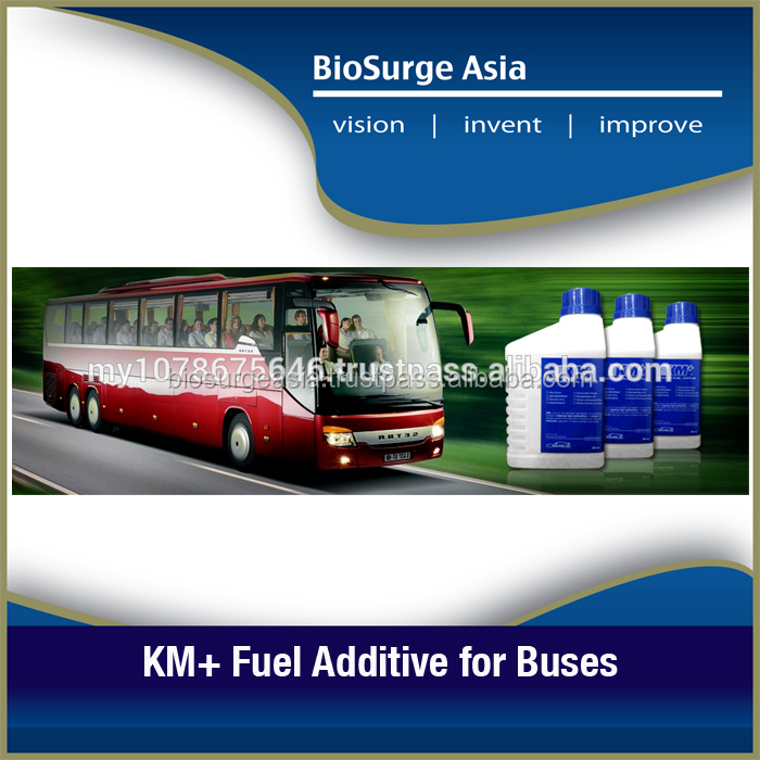 KM+ Fuel Additive for Buses