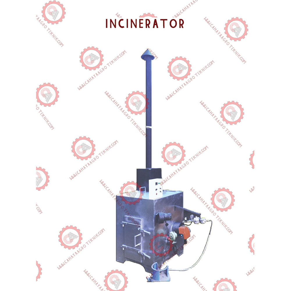 Good Price Portable Incinerator for Waste