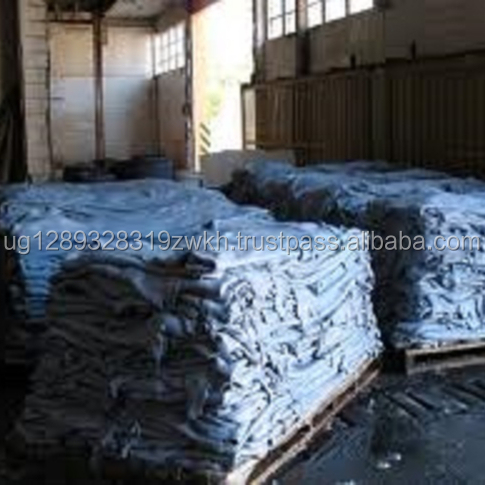 Wet blue leather Cow hides In Wholesale