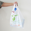 Plastic T-shirt Shopping Bags For Supermarket ~ Wholesale