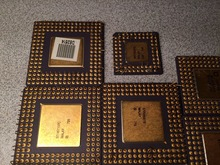 Computers CPUs / Processors/ Chips Gold Recovery