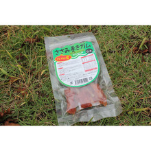 Japan Made Safe and Flavorful Eco-Friendly Dry Pet Food Dog Snacks in Zig Bag