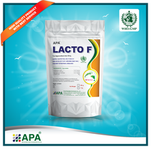 APA LACTO F | Nutrition supplement with Lactobacillus - Feed additive - Aquaculture