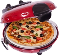 Electric Pizza maker oven with viewing window