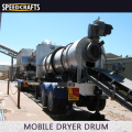 Mobile Dryer Drum
