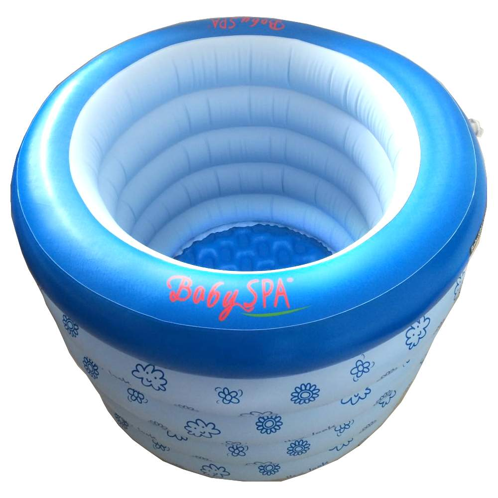 Inflatable 5-layer pool