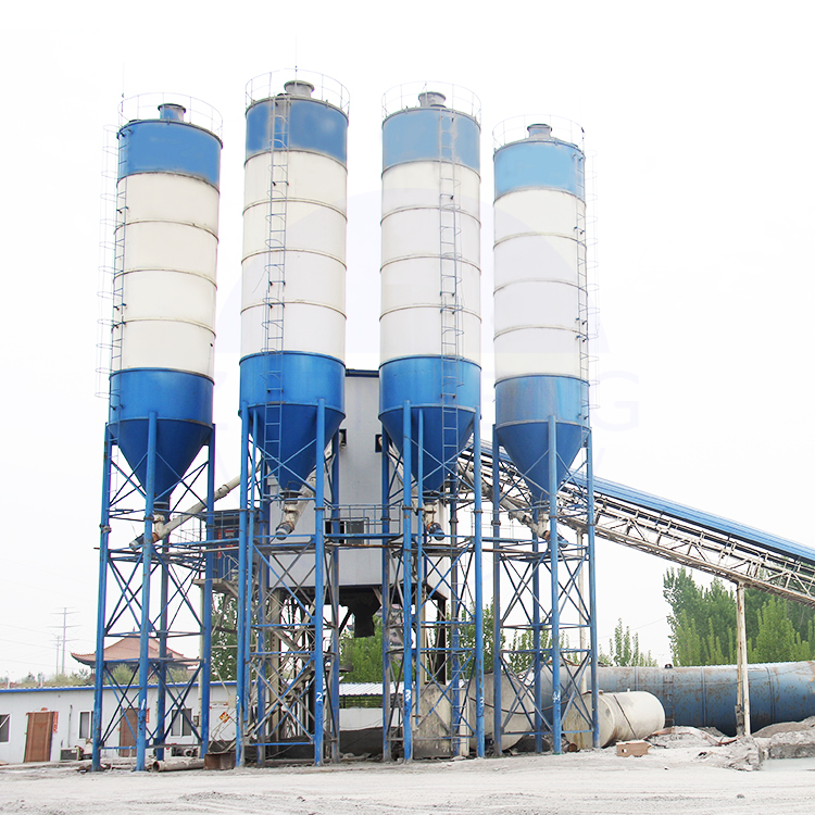 HZS180 180m3/h Concrete Batching Plant Ready Mix Elba Concrete Batching Plant Price on Sale