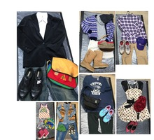High Quality Second Hand Clothes and Accessories
