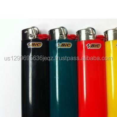 wholesale cheap BIC lighters, kitchen lighter with customized logo or color For sale