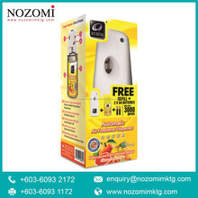 Malaysia Citrus Zest Room Air Freshener Spray