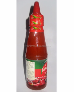 Chili Sauce 200ml extra hot