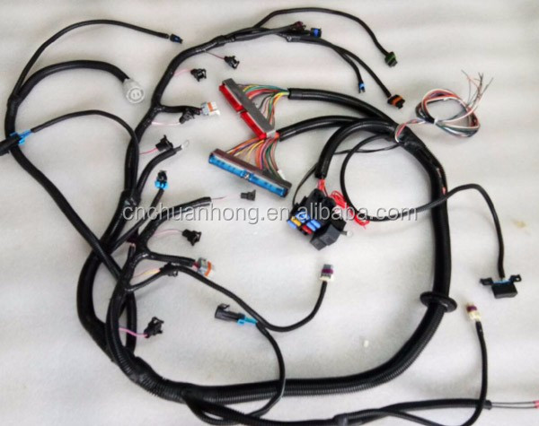 1999-2003 Auto engine and transmission wire harness for Chevrolet, gmc, hummer truck engines etc