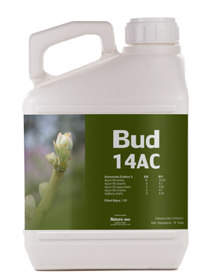 Bud 14AC / Nitrogenous fertilizer with high calcium content