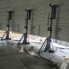 Telescopic Jacks for Erection of grain storage Silos