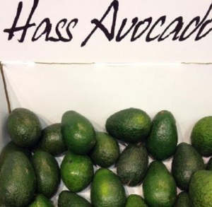 Fresh Avocado / Hass Avocado, Fuerte Avocado / Mexico