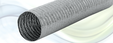Flexible duct for ventilation ALUDEC 112